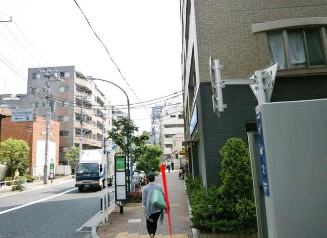 曙橋駅からの詳しい行き方7